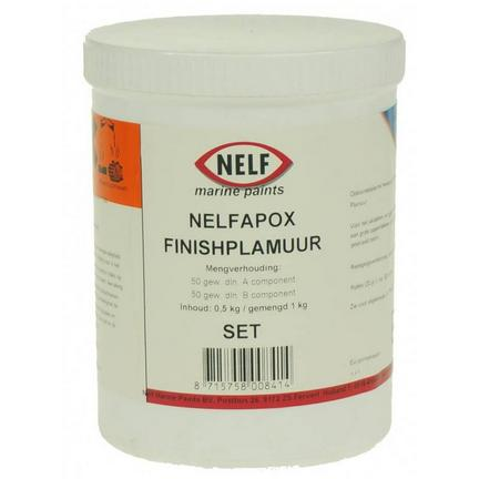 Nelfapox Finishing Plamuur